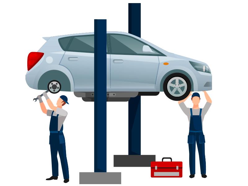 車検/整備